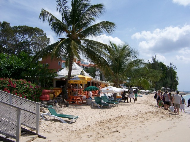 Holetown Beach